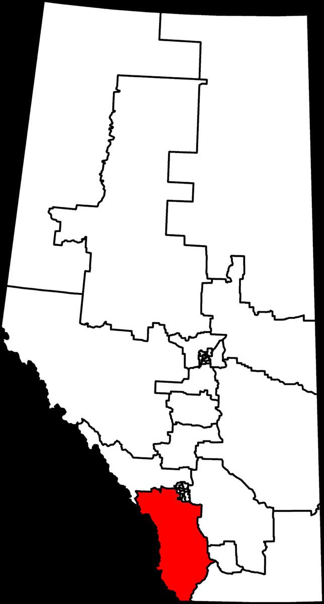 Foothills (electoral district)