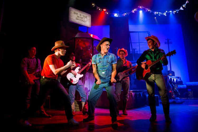 Footloose (musical) Tyne Theatre amp Opera House FOOTLOOSE The Musical Starring Gareth