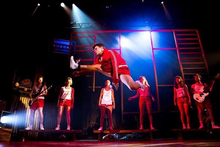 Footloose (musical) Footloose The Musical UK Tour 2017