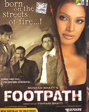 Footpath (2003) Hindi HDRip 720p 2GB AC3 DD5.1 MKV