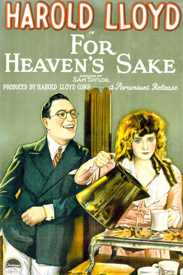 For Heaven's Sake (1926 film) wwwgstaticcomtvthumbmovieposters67391p67391