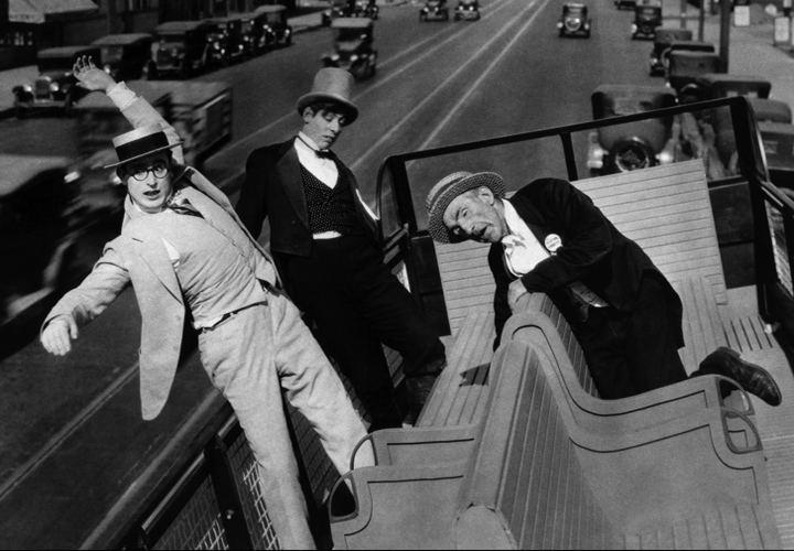For Heaven's Sake (1926 film) For Heavens Sake Silent Film Festival