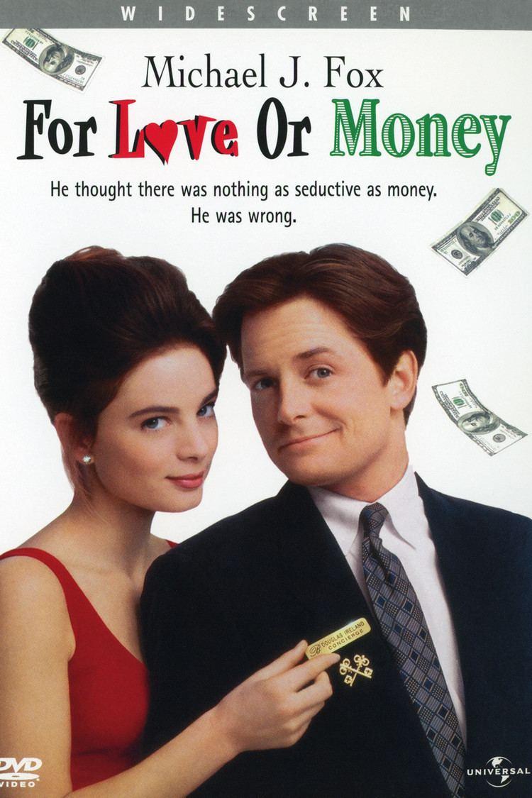 For Love or Money (1993 film) wwwgstaticcomtvthumbdvdboxart15088p15088d