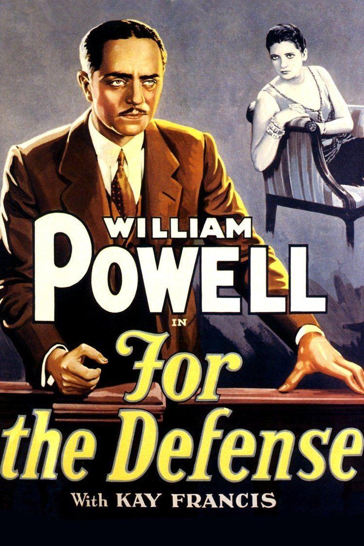 For the Defense wwwgstaticcomtvthumbmovieposters93310p93310