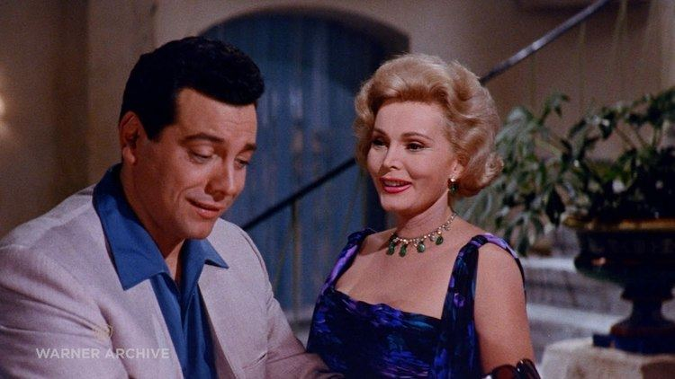 For the First Time (1959 film) For The First Time 1959 Zsa Zsa Gabors Best One Liners YouTube