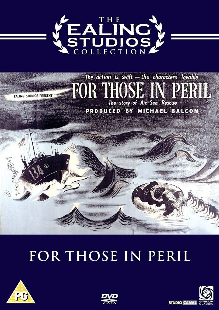 For Those in Peril (1944 film) For Those In Peril DVD Amazoncouk David Farrar Ralph Michael