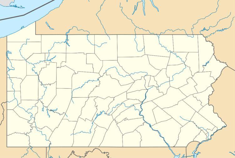 Forbes Road, Pennsylvania