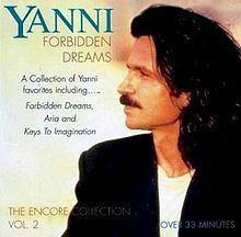Forbidden Dreams (Yanni album) httpsuploadwikimediaorgwikipediaenthumb1
