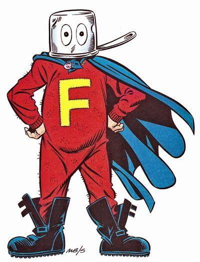 Forbush Man Marvel Comics Character Adaptations ForbushMan