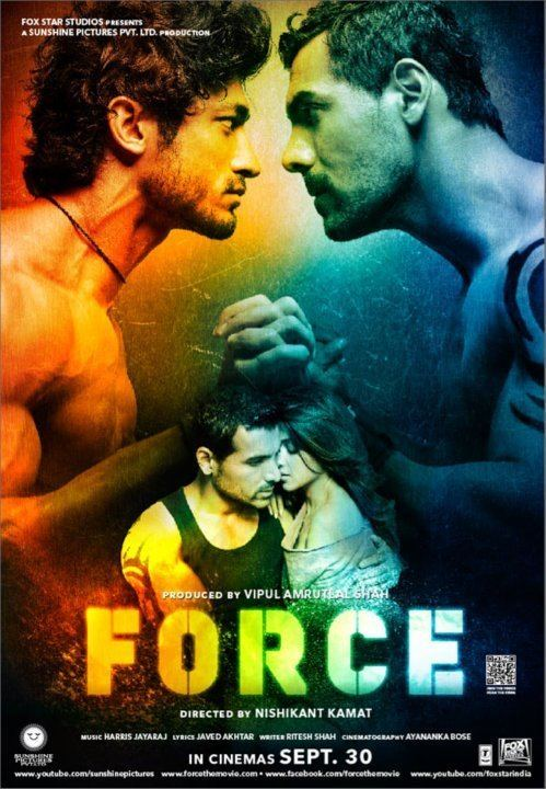 Force Movie Review BollySpicecom The latest movies interviews