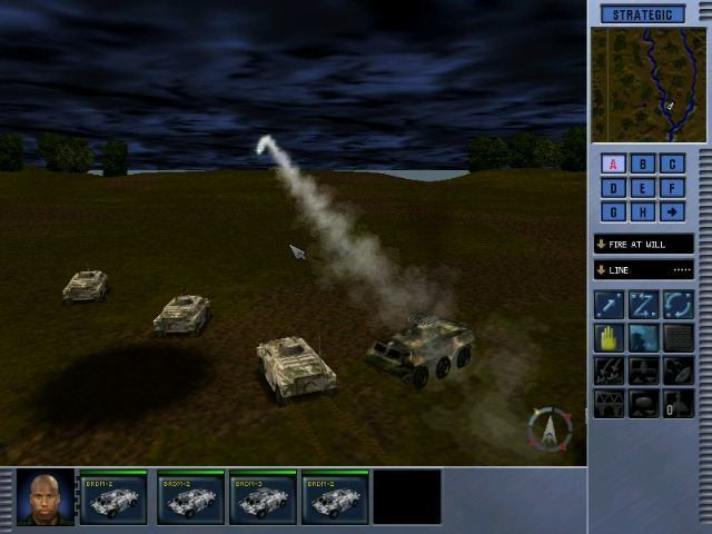 Force 21 (video game) COMBATSIMCOM Force 21 Review
