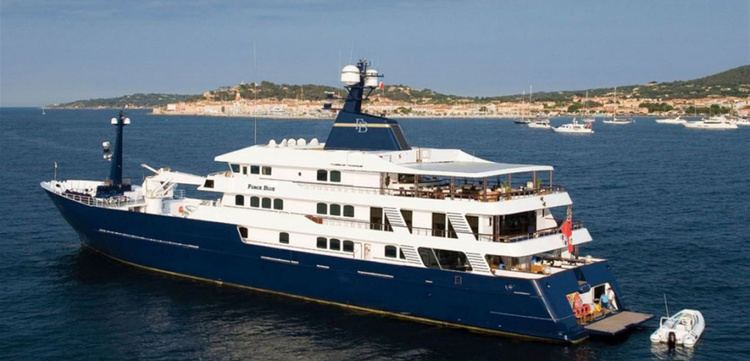Force Blue FORCE BLUE Yacht Charter Price Royal Denship Luxury Yacht Charter