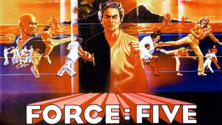 Force: Five Force Five Actioncinemas 1981 YouTube