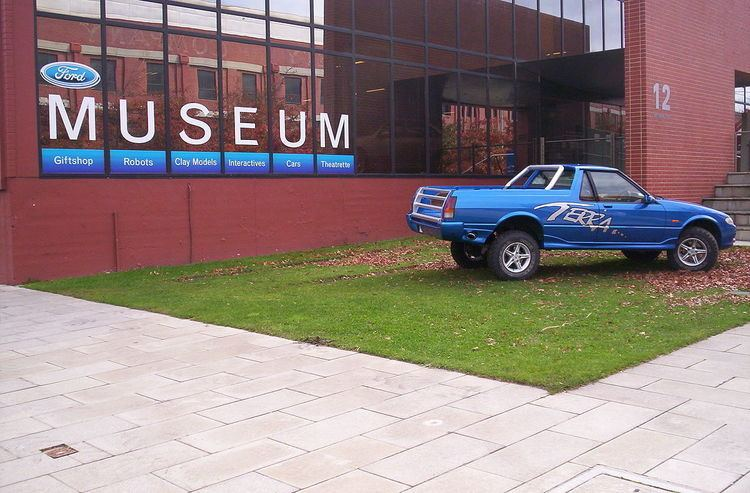 Ford Discovery Centre