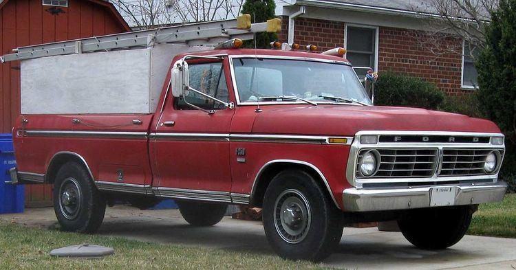 Ford F-Series (sixth generation)