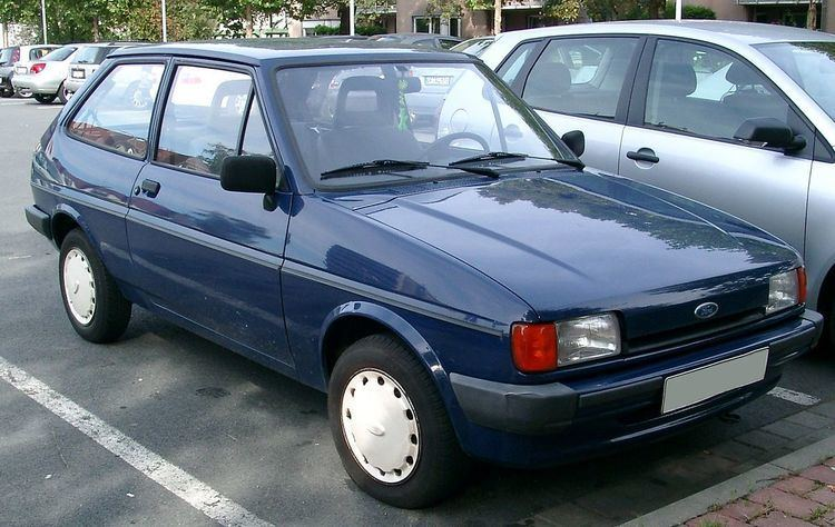 Ford Fiesta (second generation)