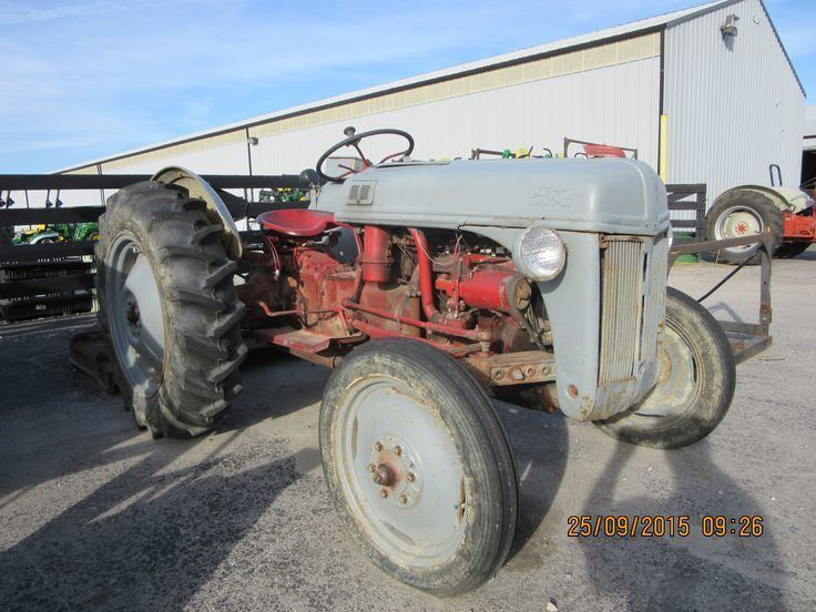Ford N Series tractor - Alchetron, The Free Social Encyclopedia