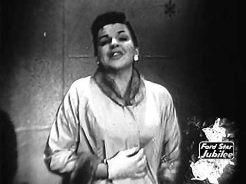 Ford Star Jubilee Judy Garland You Made Me Love You Ford Star Jubilee YouTube