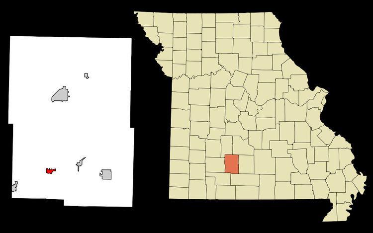 Fordland, Missouri
