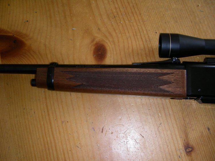 Forearm (firearm component)
