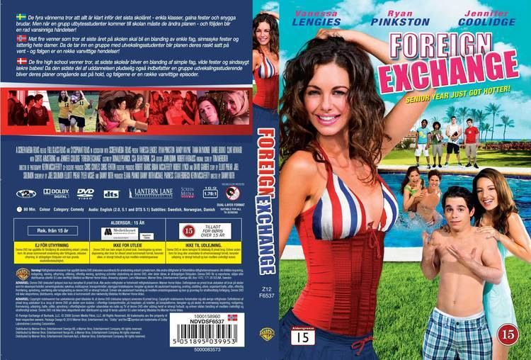 Foreign Exchange (2008 film) COVERSBOXSK foreign exchange 2008 nordic high quality