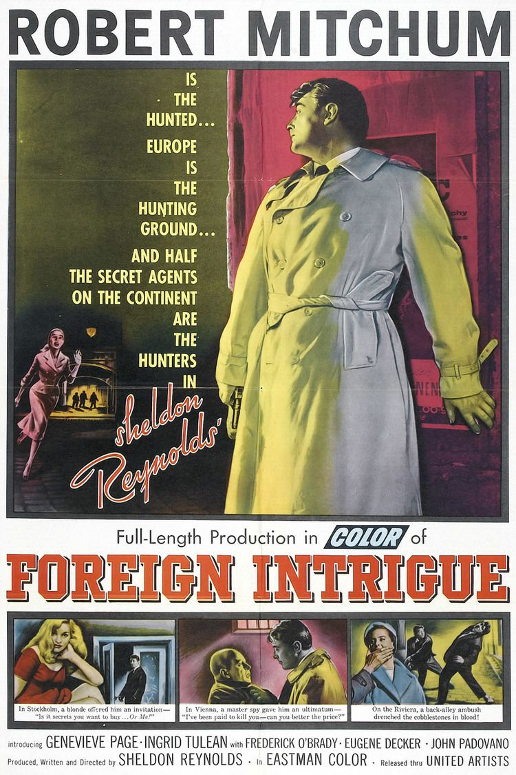 Foreign Intrigue (film) wwwgstaticcomtvthumbmovieposters814p814pv