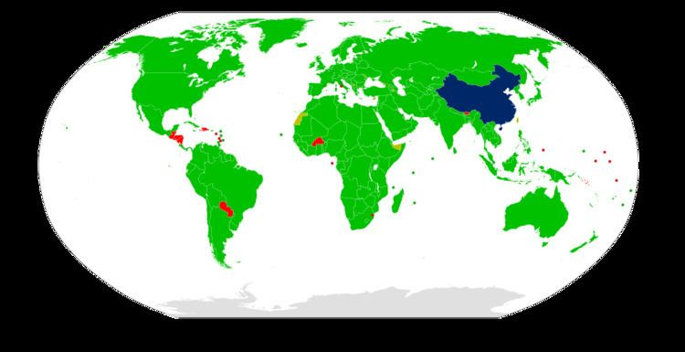 Foreign relations of China