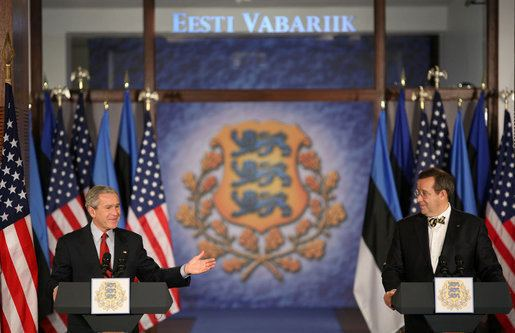 Foreign relations of Estonia
