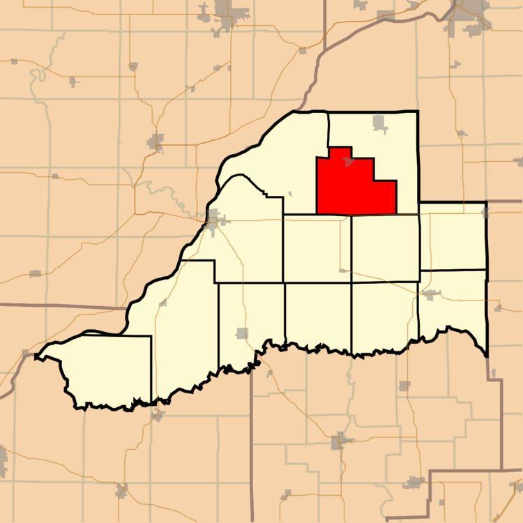 Forest City Township, Mason County, Illinois