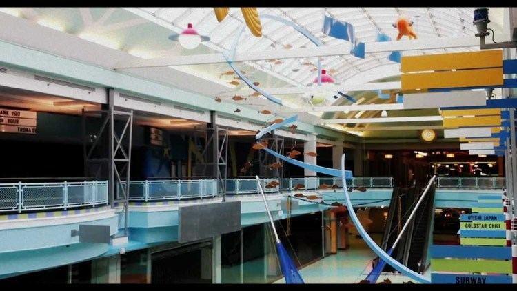 Forest Fair Village Cincinnati Mall Forest Fair Mall The Last Breath YouTube