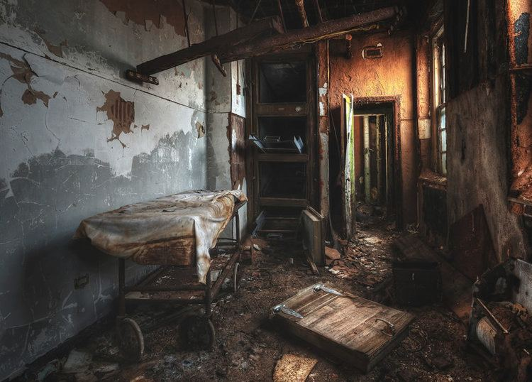 Forest Haven Abandoned Asylum Horrors of Forest Haven 44 PICS