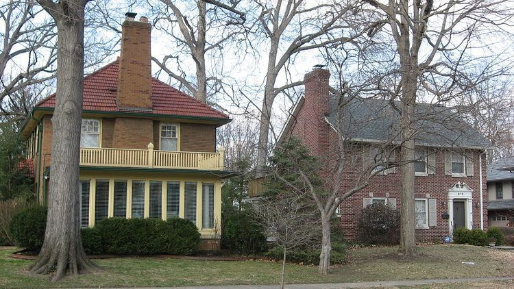 Forest Hills Historic District (Indianapolis, Indiana)