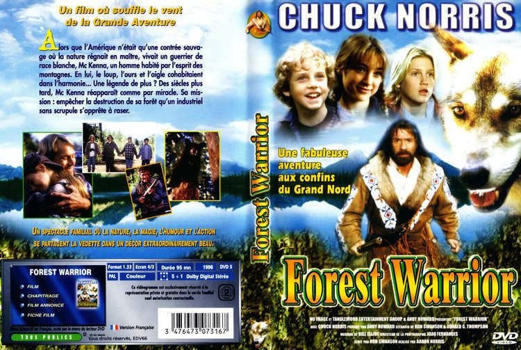 Forest Warrior COVERSBOXSK Forest Warrior 1996 high quality DVD Blueray