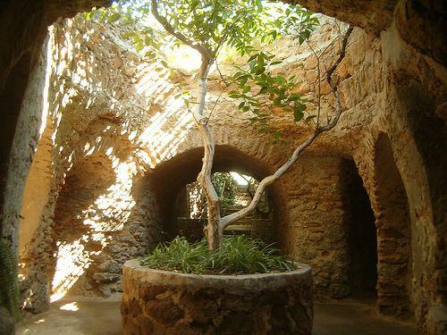 Forestiere Underground Gardens Forestiere Underground Living 1920s in Fresno natural building