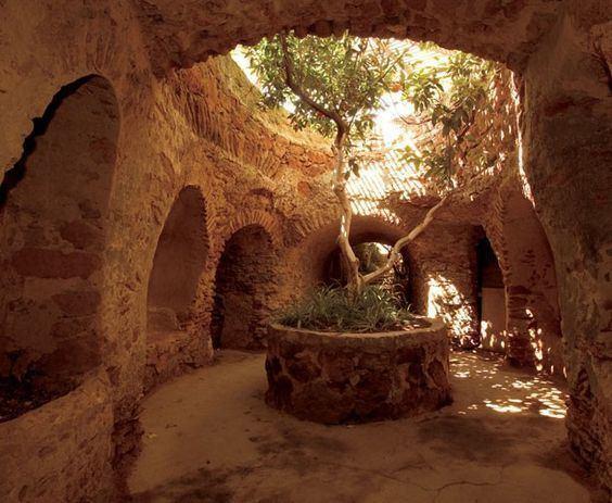 Forestiere Underground Gardens Fresno CA the Forestiere Underground Gardens underground caverns