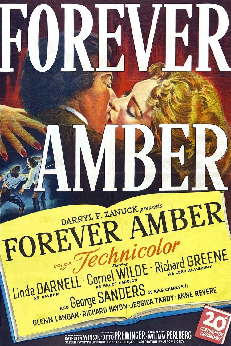 Forever Amber (film) wwwgstaticcomtvthumbmovieposters1850p1850p