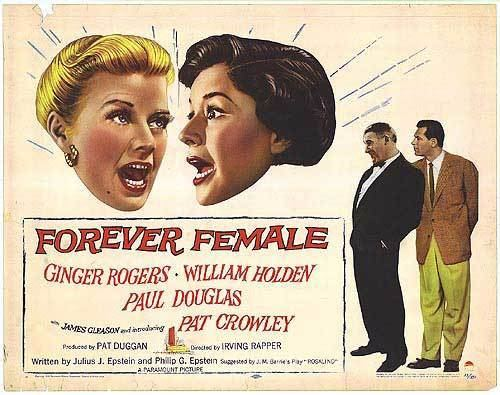 Forever Female Forever Female Bluray DVD Talk Review of the Bluray
