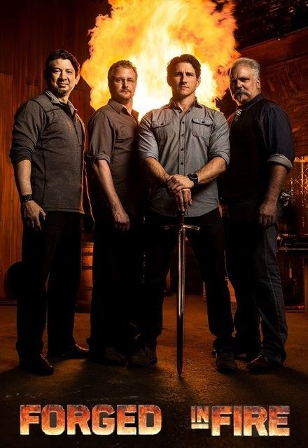 Forged in Fire (TV series) Watch Forged in Fire Episodes Online SideReel