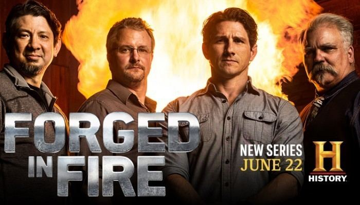 Forged in Fire (TV series) Forged In Fire Cancelled Or Renewed For Season 2 Renew Cancel TV