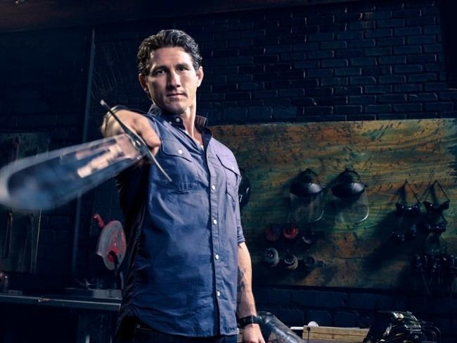 Forged in Fire (TV series) History Channel Presents New Competition Series 39Forged in Fire