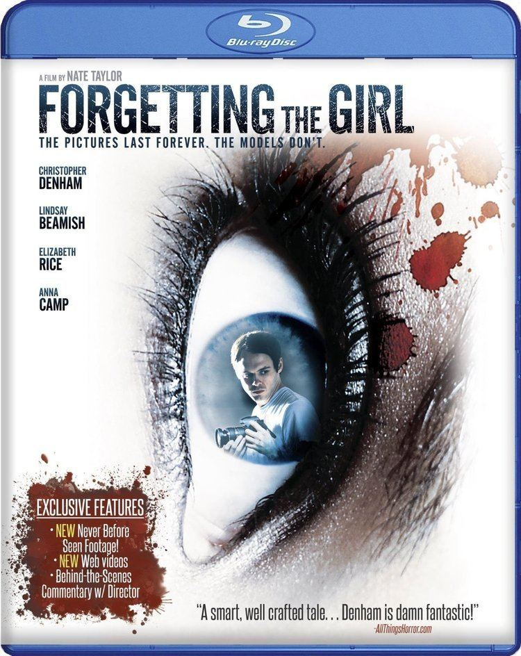 Forgetting the Girl (film) Forgetting the Girl Bluray