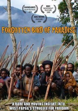 Forgotten Bird of Paradise movie poster