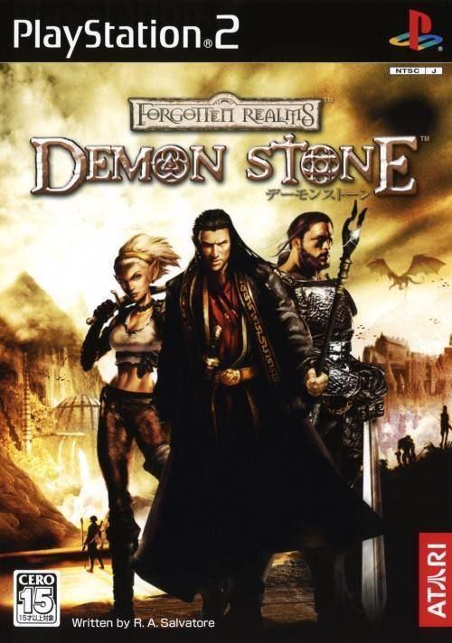 Forgotten Realms: Demon Stone Forgotten Realms Demon Stone Box Shot for PlayStation 2 GameFAQs