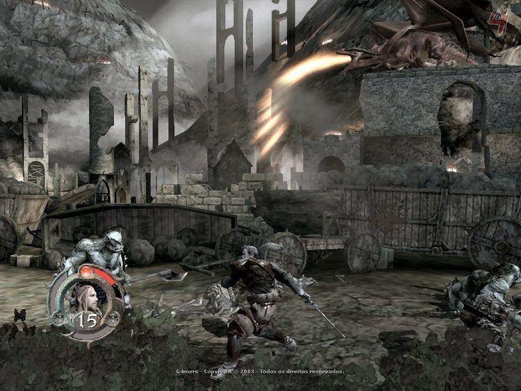 Forgotten Realms: Demon Stone Forgotten Realms Demon Stone PC used Pelaajan Valinta