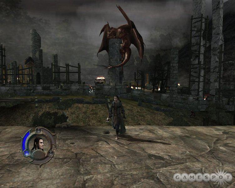 Forgotten Realms: Demon Stone Forgotten Realms Demon Stone Screenshots Windows The Iso Zone