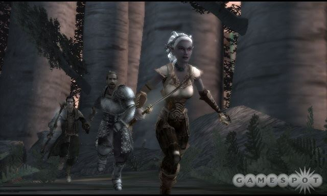 Forgotten Realms: Demon Stone Forgotten Realms Demon Stone Review GameSpot