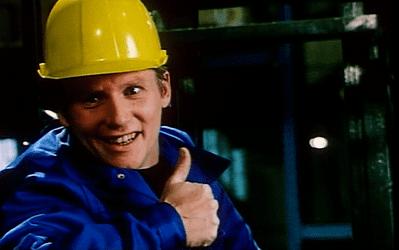 Forklift Driver Klaus – The First Day on the Job httpsuploadwikimediaorgwikipediaencc6For
