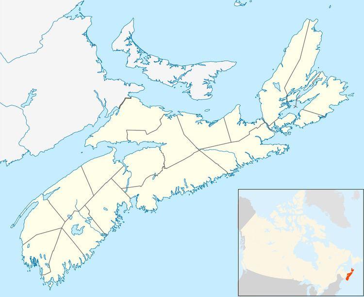 Forks Baddeck, Nova Scotia