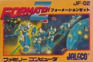 Formation Z Buy Famicom Formation Z For Sale at Console Passion