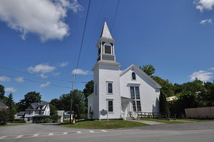 Former Free Will Baptist Church